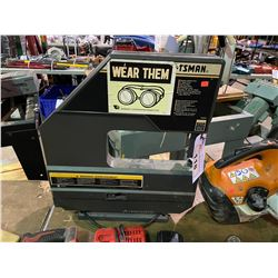 """CRAFTSMAN 3"""" DEPTH CUT HARD WIRED TABLE TOP ELECTRIC BAND SAW"""