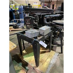 """DEWALT 3436 ELECTRIC 12"""" CONTRACTOR RADIAL ARM SAW WITH POWER BOX & SHUT-OFF SWITCH"""
