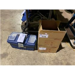 2 ARMSTRONG E.2 HIGH EFFICIENCY CIRCULATORS & RONA TOOLBOX WITH HARDWARE