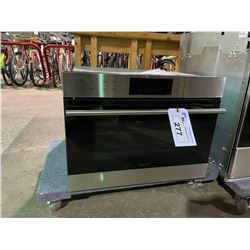 """WOLF 24"""" STAINLESS STEEL  INTEGRATED CONVECTION OVEN"""