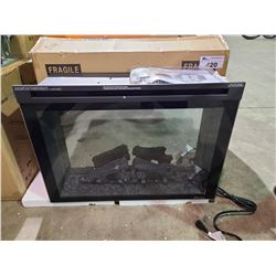 """PARAMOUNT EF-130P 30"""" ELECTRIC FIRE PLACE INSERT"""