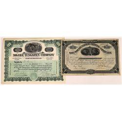 Mojave Mining Stock Pair  (109297)