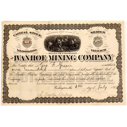 Ivanhoe Mining Company Stock  (123632)