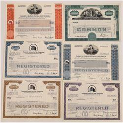 20th Century Fox Stock Certificates-6  (126557)