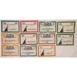 Columbia Broadcast Systems Stock Certificates-11  (126801)