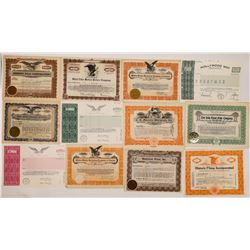 Movie Certs from Lesser Known Studios (20)  (126795)