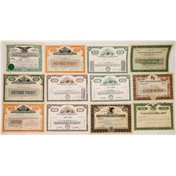 Movie Equipment Company Stock Certificates-16  (126560)