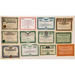 Radio Company Stock Certificates-17  (126969)