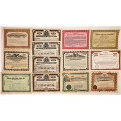 Radio Corporation Stock Certificates  (126970)