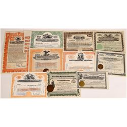 Food Products Stock Certificate Collection  (109140)