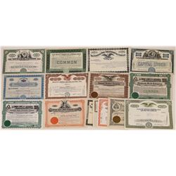 Food Products Stock Certificate Group  (109137)