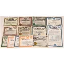 Food Products Stock Certificate Group  (109136)
