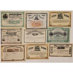 Bridge Stock Collection, 1880s (9)  (127039)