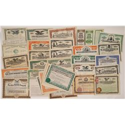 Hardware Related Company Stock Collection (66)  (127044)
