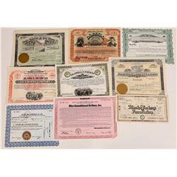Alaska Mining, Fishing, & Air Stock Group  (109275)