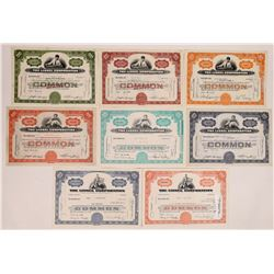 Toy Company Stock Certificates: Lionel Trains  (126337)