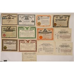 Unions, Fairs, Trade Group Collection of Stocks  (127030)