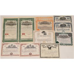Newspaper & News Agency Stock Certificate Collection  (107984)