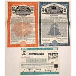 Southern Bell Telephone & Telegraph Company Bonds  (126445)