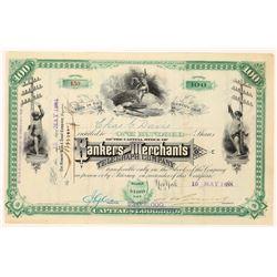 Bankers & Merchants Telegraph Company Stock Certificate  (126246)