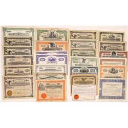 Wisconsin Regional Telephone & Telegraph Stock Collection  (126247)