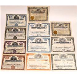 International Telephone & Telegraph Corporation Stock Collection  (126446)