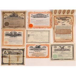 Southern States Regional Telephone & Telegraph Stock Certificates  (126388)