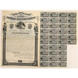 Southern Telegraph Company Bond  (126393)