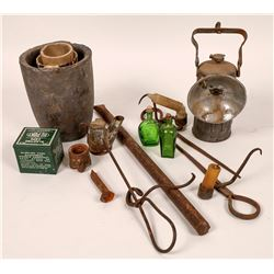 Miner's Package includes Candlesticks  (126546)