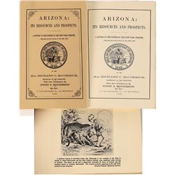 Arizona: Its Resources and Prospects 1865  (125495)