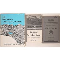 Alpine and Mono Counties Books  (126851)