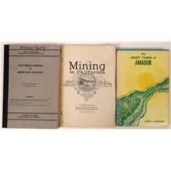 California Quicksilver Books (3)  (126854)