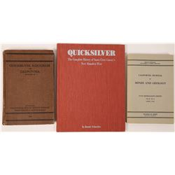 California Quicksilver Books (3)  (126853)