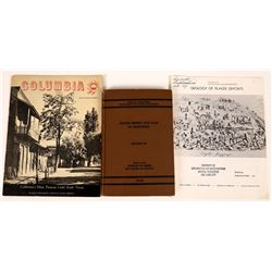 Placer Mining: Three Volumes  (126868)
