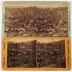 Central City Views (Stereographs)  (123611)