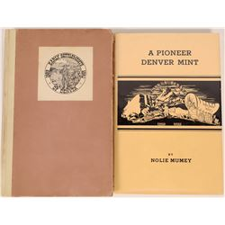 Denver, Colorado: Pioneer Mint and Early Settlements (2)  (126767)