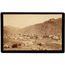 Idaho Springs Visit by Photographer W. H. Jackson, Colorado  (123566)
