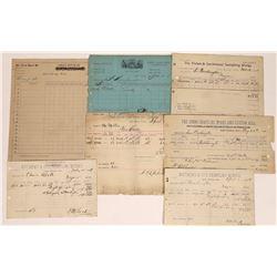 Idaho Springs Assay Collection  (123640)