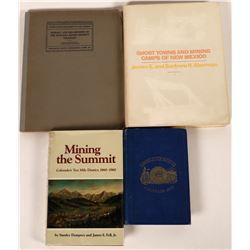 Colorado and New Mexico Mining Books  (126778)