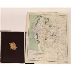 United States Geological Survey, 14 Forest Maps of Colorado, 1897  (126776)