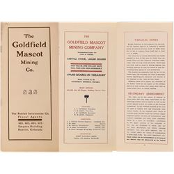 Goldfield Mascot Mining Company Prospectus  (123621)