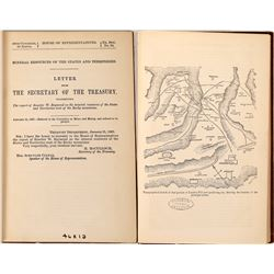 "Mineral Resources of the States and Territories West of the Rocky Mountains"" by Raymond  (1"