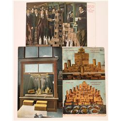 Gold Ingot Postcards  (123755)