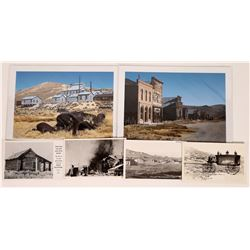Bodie Postcards and Photographs  (123535)