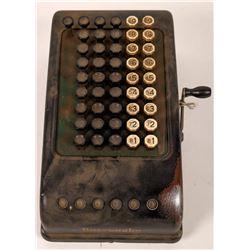 Burroughs Adding Machine  (126544)