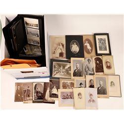 Dayton, Nevada, Historic Photo Album  (126900)