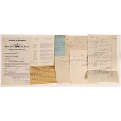 Eureka County Archive of Documents  (125510)