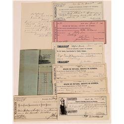 Nev. Schools Payment Warrants  (125511)