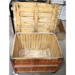 Purity Bread Shipping Crate  (125990)