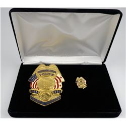 Protective Services 2009 Inaugural Badge  (125350)